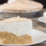 Butterscotch Meringue Pie